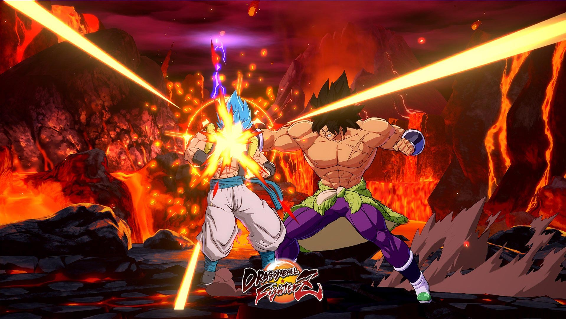 New Super Broly screenshots in Dragon Ball FighterZ 1 out of 4 image gallery