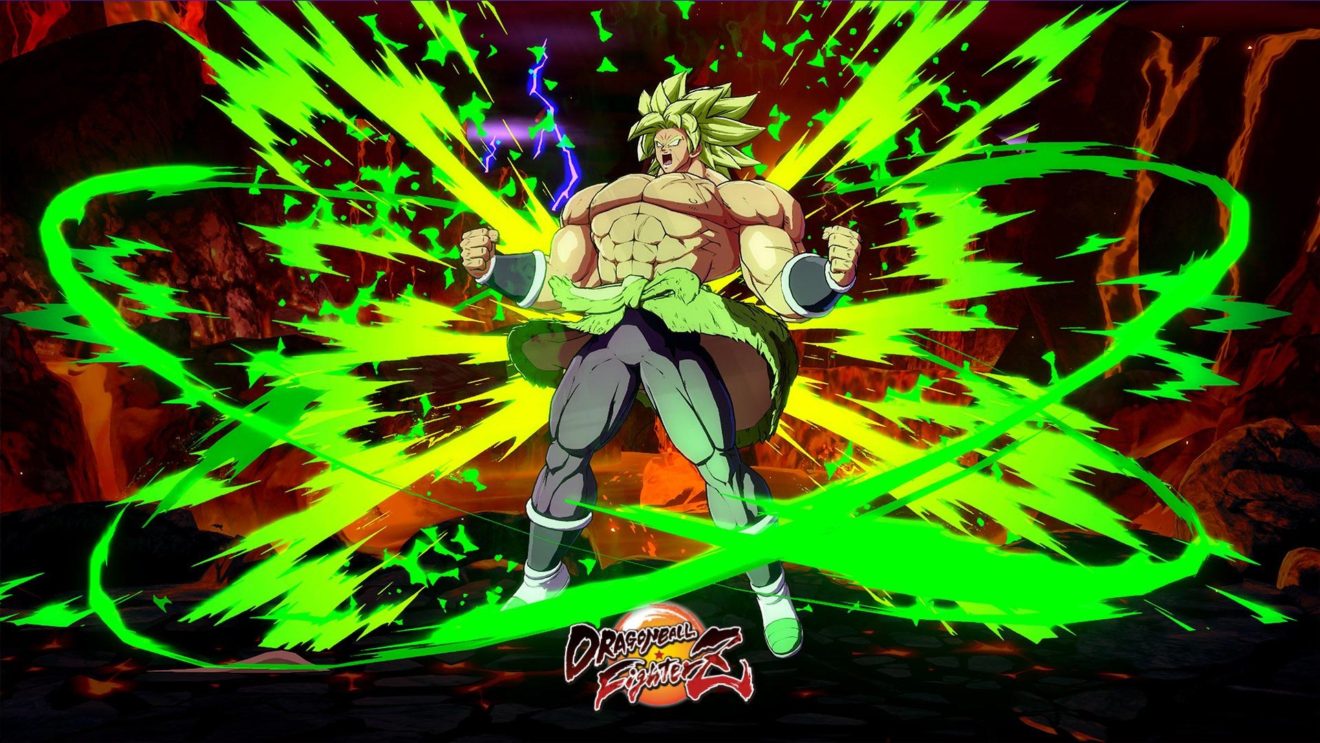 New Super Broly screenshots in Dragon Ball FighterZ 4 out of 4 image gallery