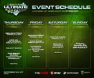 Smash Ultimate Summit 2 Event Schedule image #1