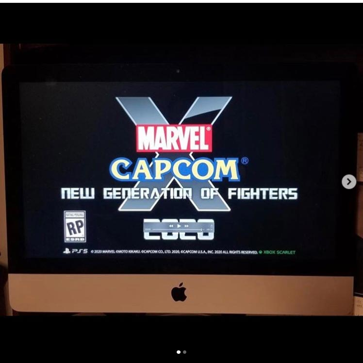 Marvel X Capcom 1 out of 2 image gallery