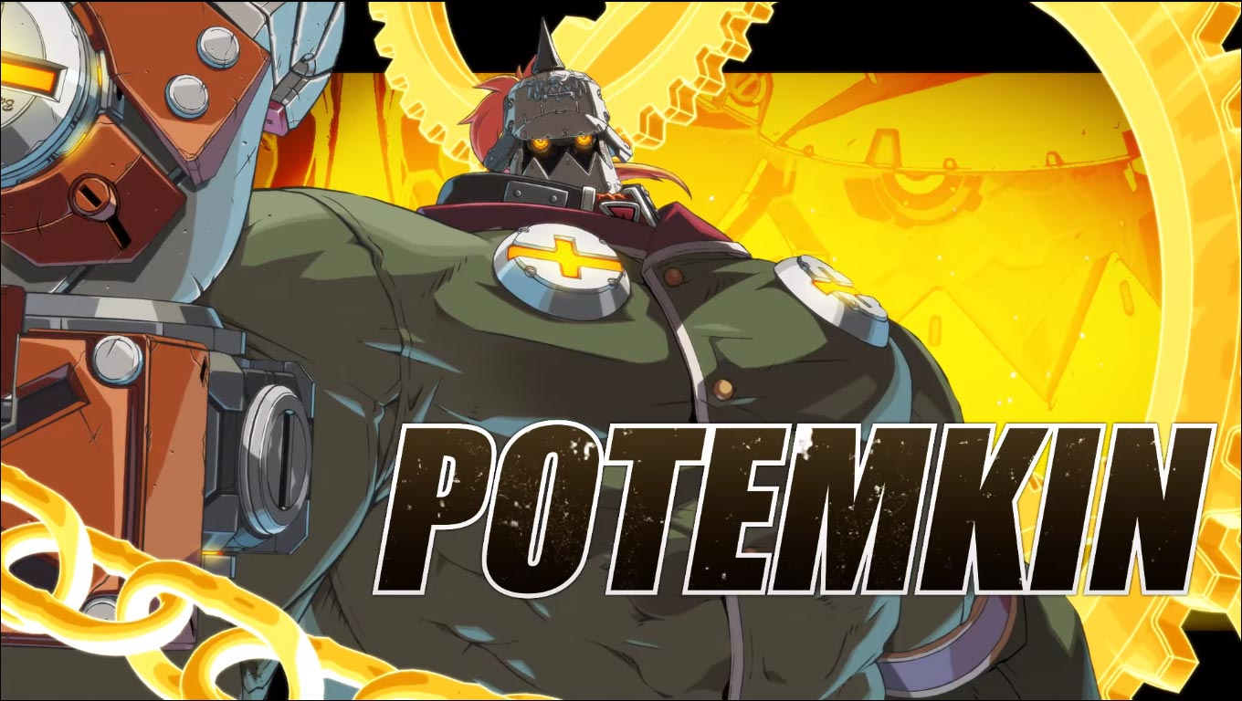 Chipp Zanuff and Potemkin reveal for Guilty Gear 2020 2 out of 10 image gallery