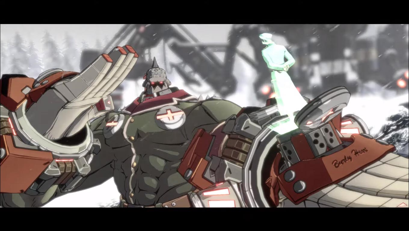 Chipp Zanuff and Potemkin reveal for Guilty Gear 2020 9 out of 10 image gallery