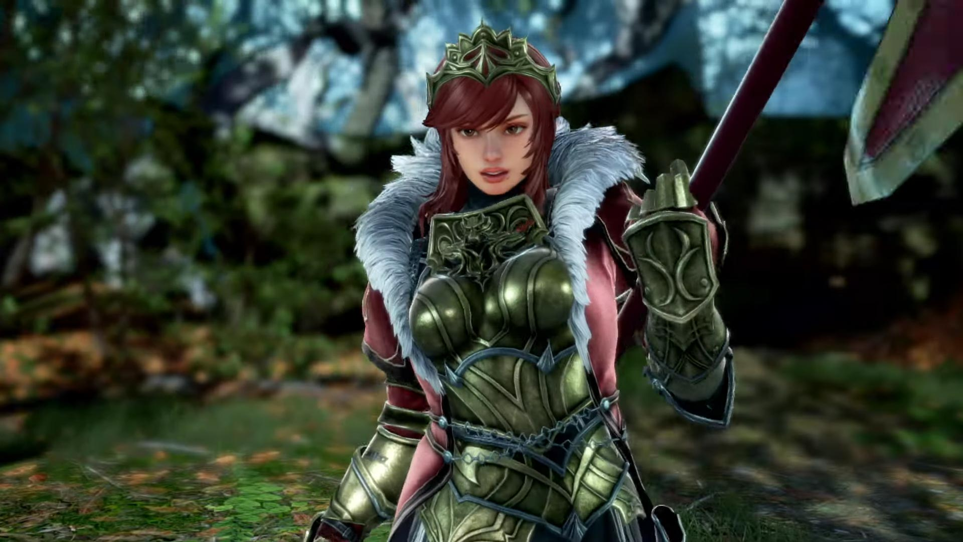 Soul Calibur 6 Hilde Reveal Trailer Gallery 2 out of 9 image gallery