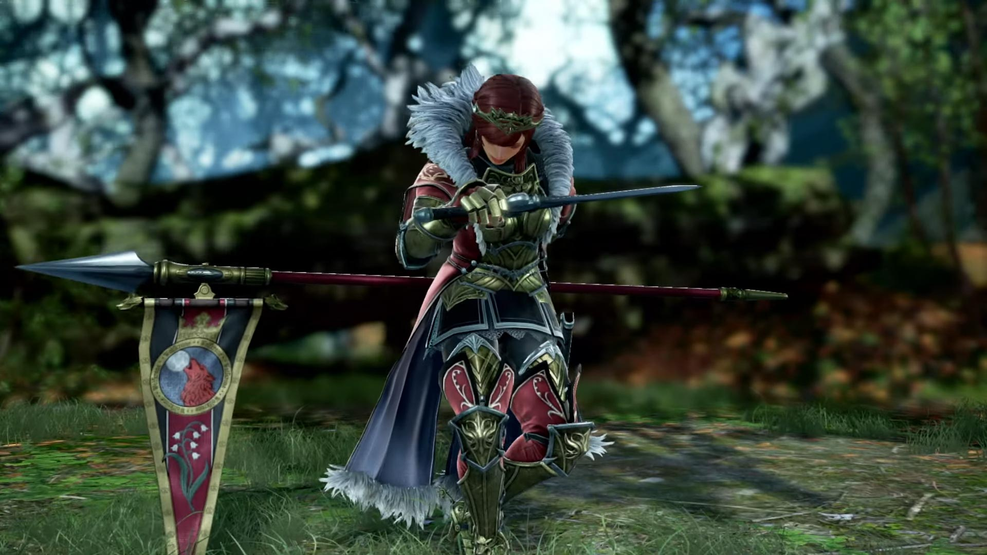 Soul Calibur 6 Hilde Reveal Trailer Gallery 3 out of 9 image gallery