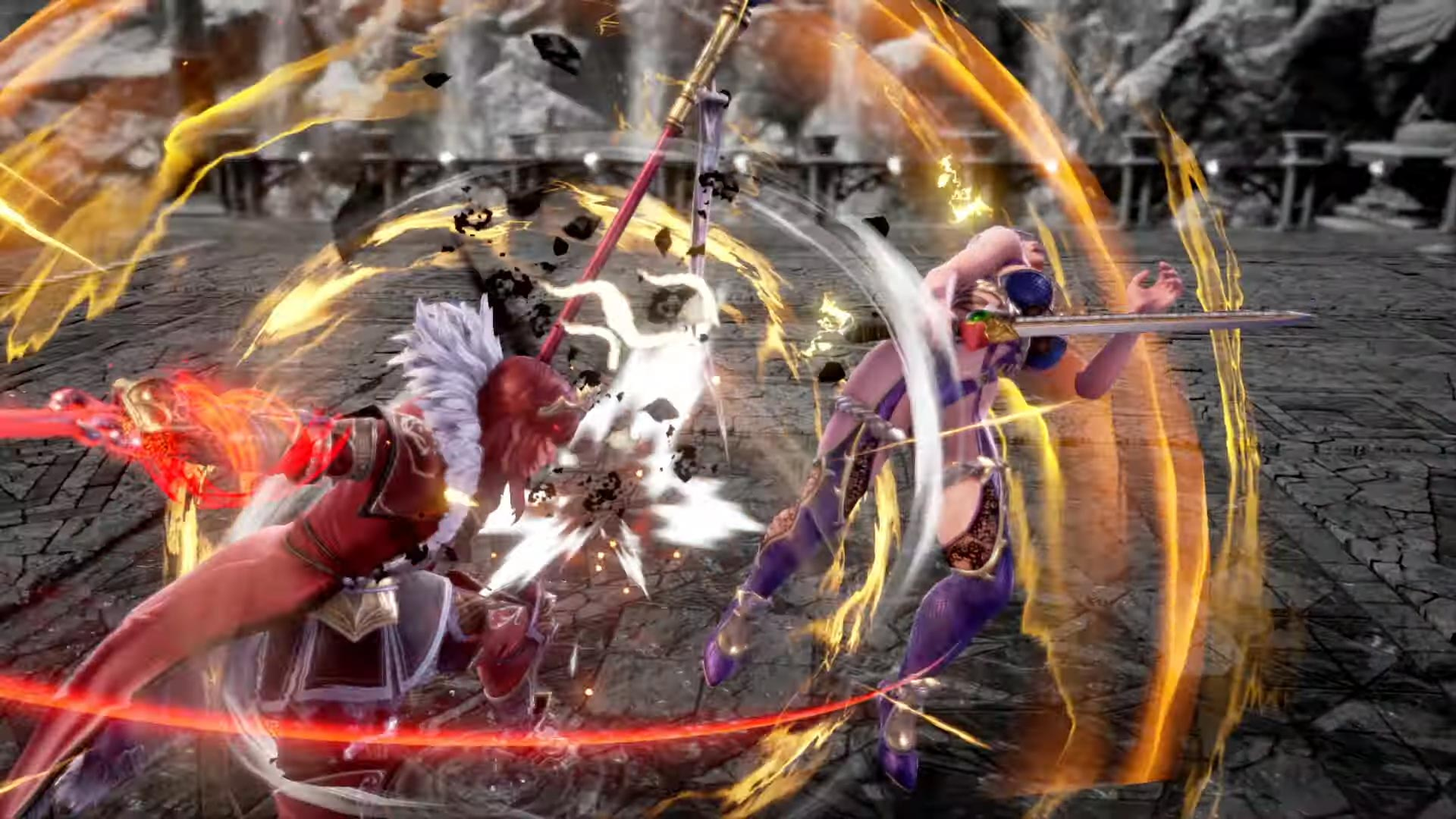 Soul Calibur 6 Hilde Reveal Trailer Gallery 4 out of 9 image gallery