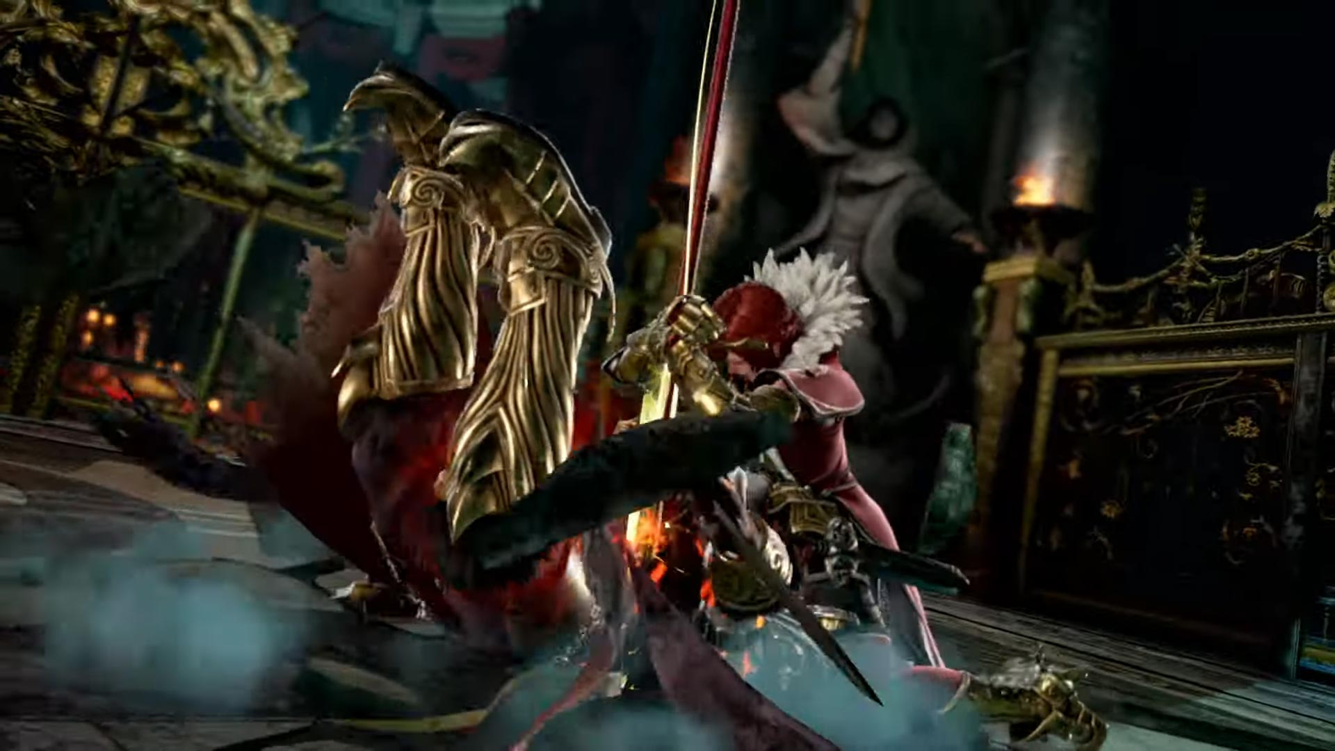 Soul Calibur 6 Hilde Reveal Trailer Gallery 5 out of 9 image gallery
