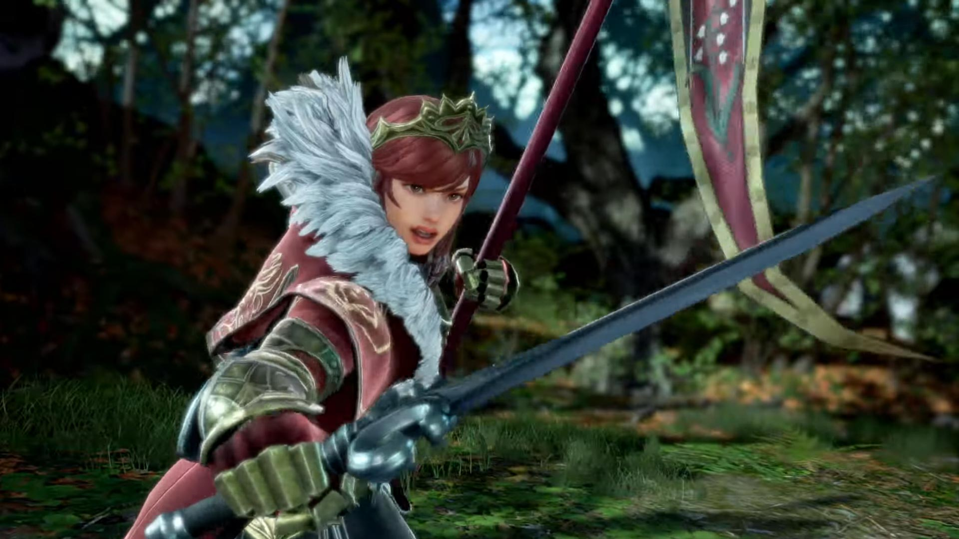 Soul Calibur 6 Hilde Reveal Trailer Gallery 7 out of 9 image gallery