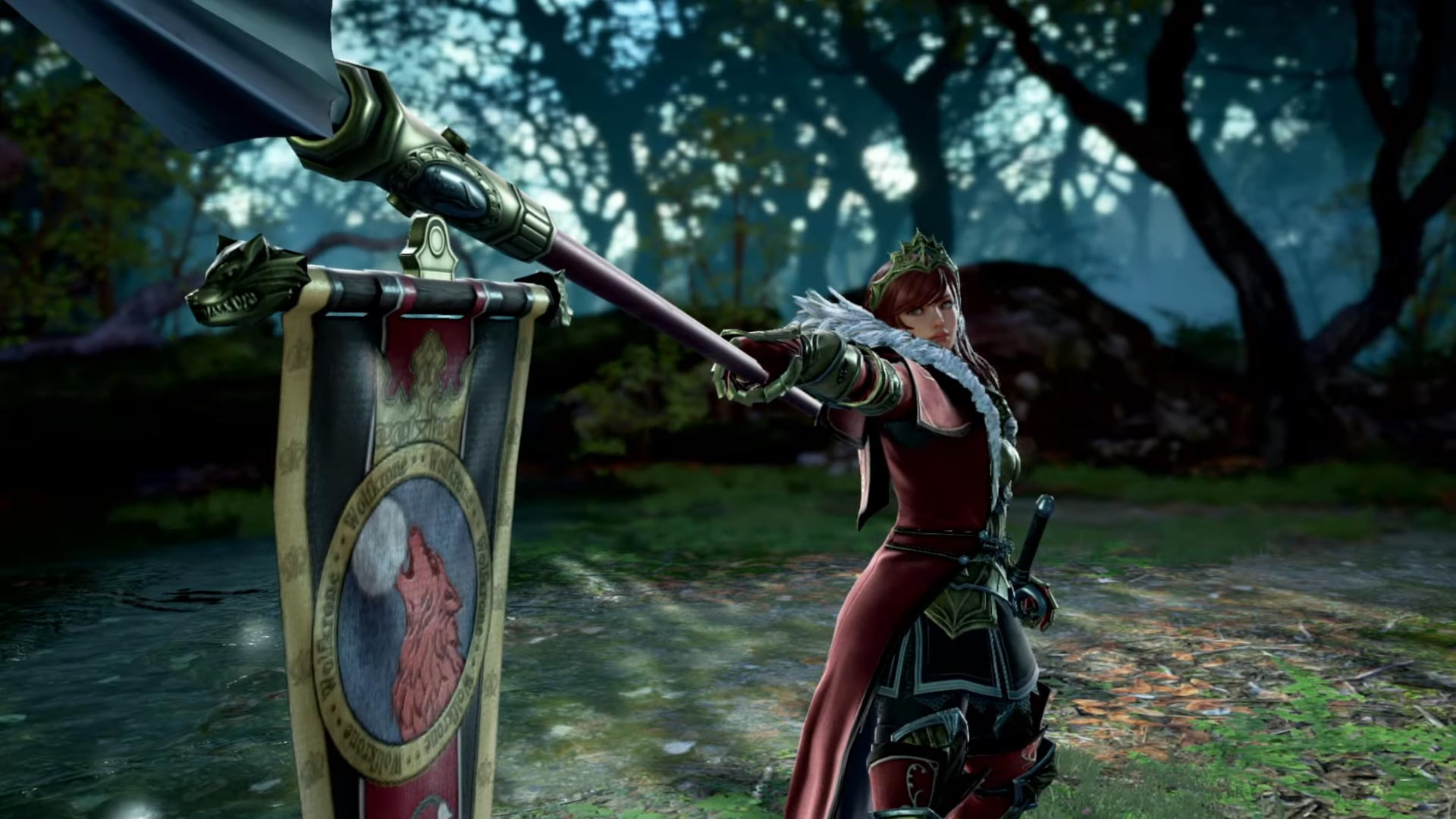 Soul Calibur 6 Hilde Reveal Trailer Gallery 8 out of 9 image gallery