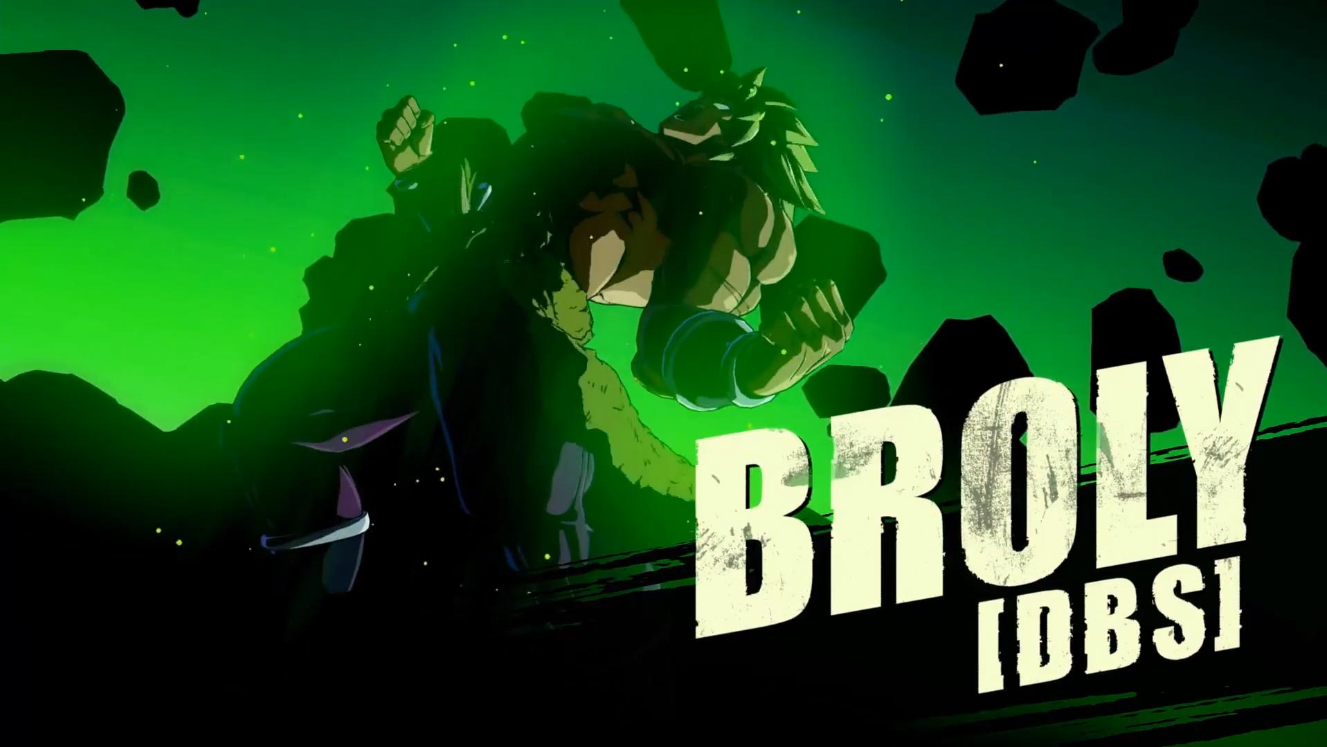 Super Broly Trailer 3 out of 6 image gallery