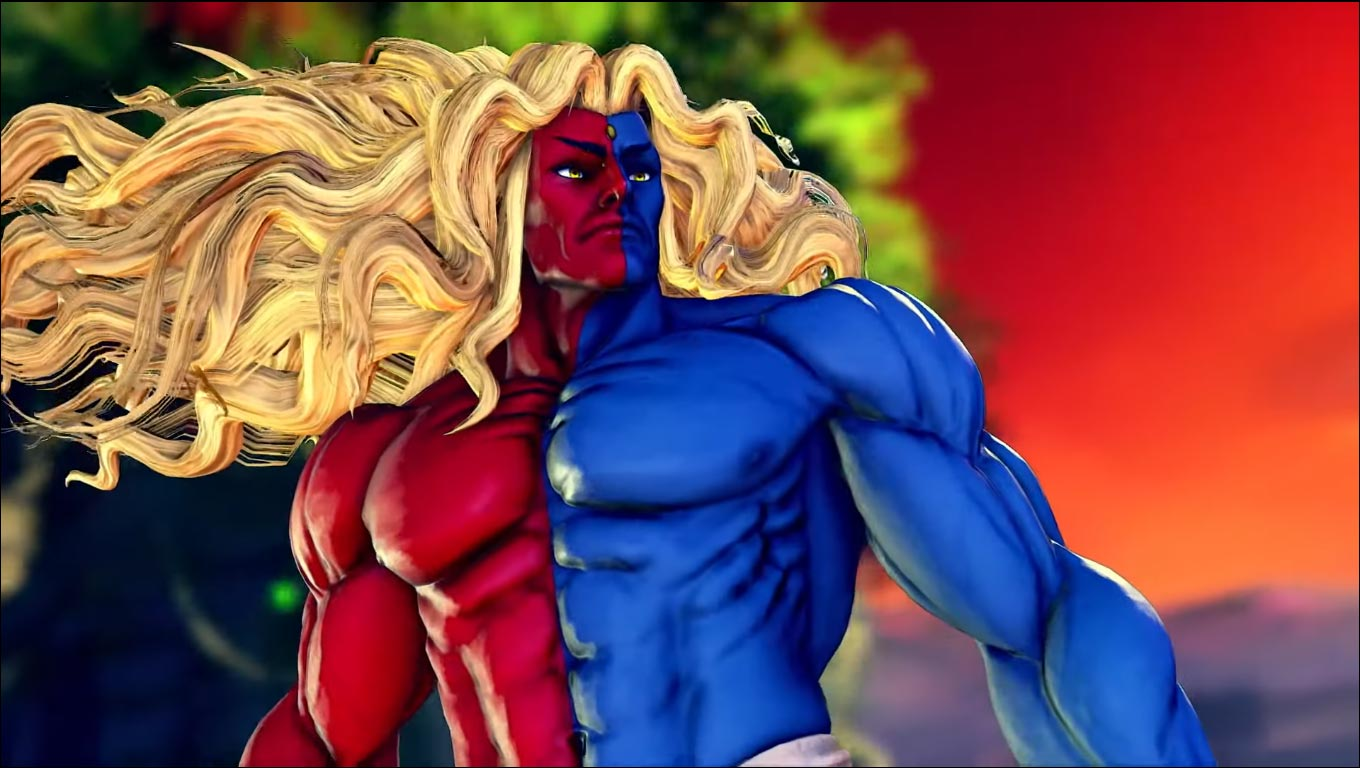Gill in Street Fighter 5: Champion Edition 2 out of 16 image gallery