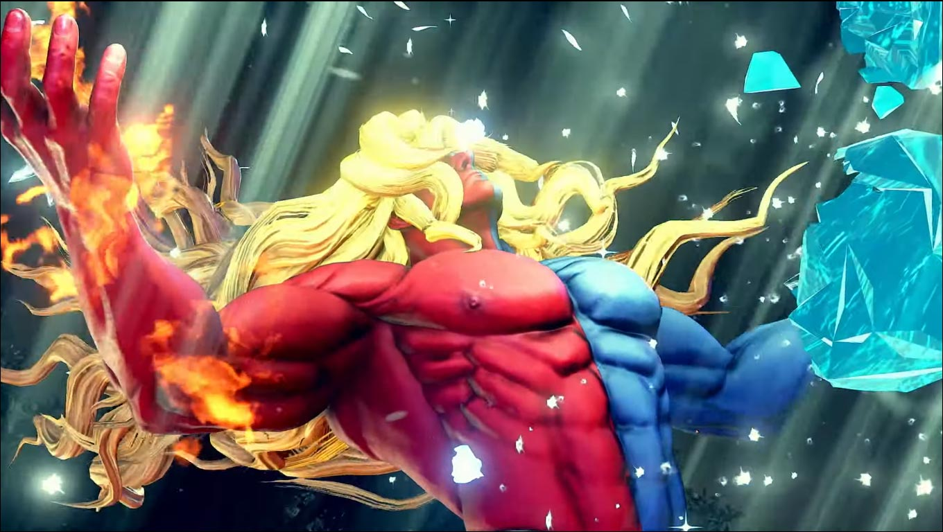 Gill in Street Fighter 5: Champion Edition 11 out of 16 image gallery