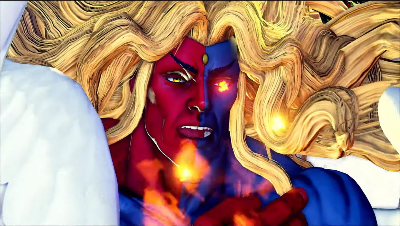 Gill in Street Fighter 5: Champion Edition 12 out of 16 image gallery