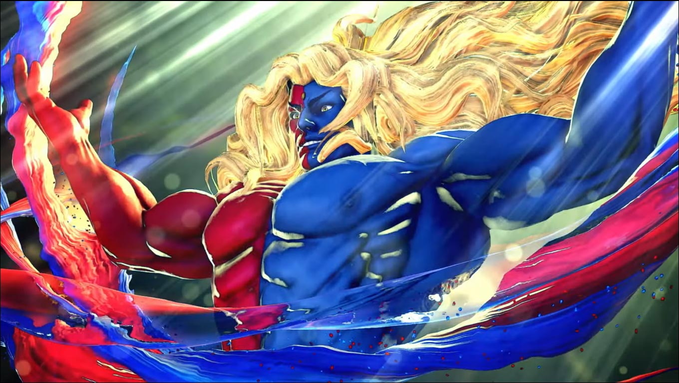 Gill in Street Fighter 5: Champion Edition 14 out of 16 image gallery
