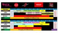 VCA Vienna Challengers 2019 Event Schedule image #1