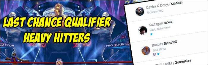 Capcom Cup Bracket 2020.Expect World Class Action At The Capcom Cup Last Chance