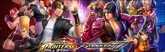 Tekken 7 Characters Are Now Available In The King Of Fighters