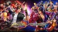 Tekken x King of Fighters image #2