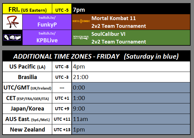 NEC 20 Event Schedule 1 out of 3 image gallery