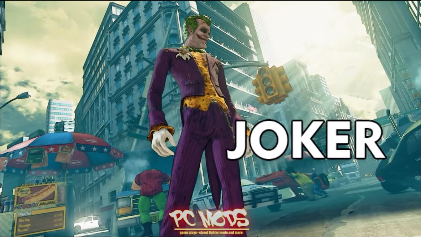 Joker mod 1 out of 9 image gallery