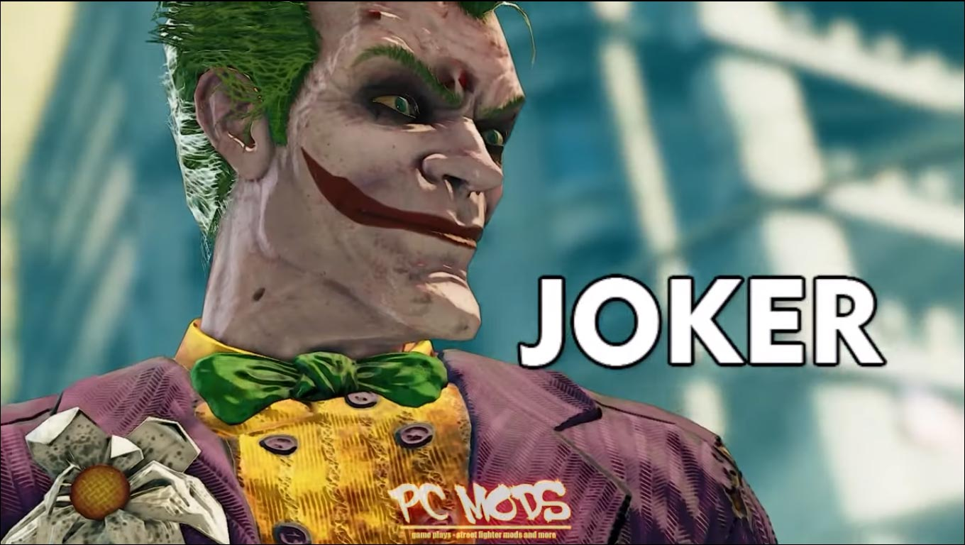 Joker mod 2 out of 9 image gallery