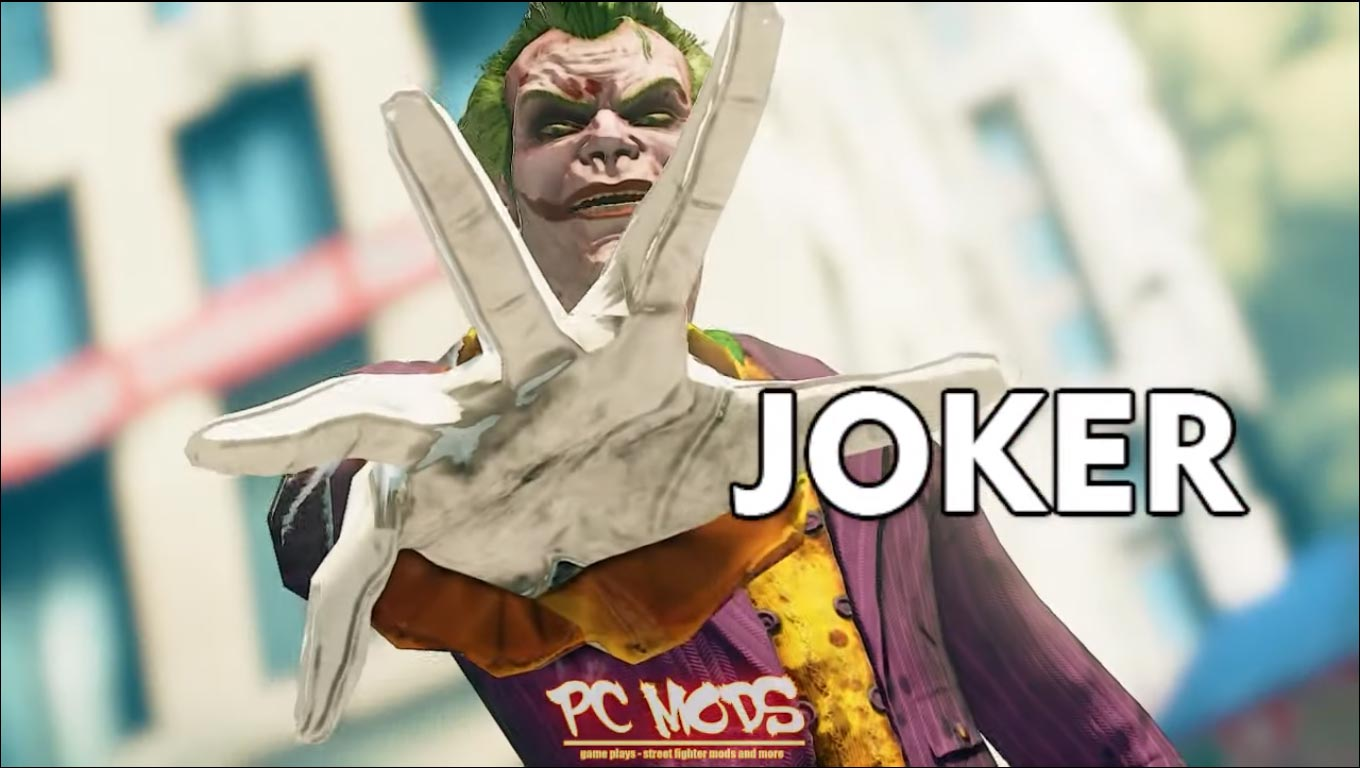 Joker mod 3 out of 9 image gallery