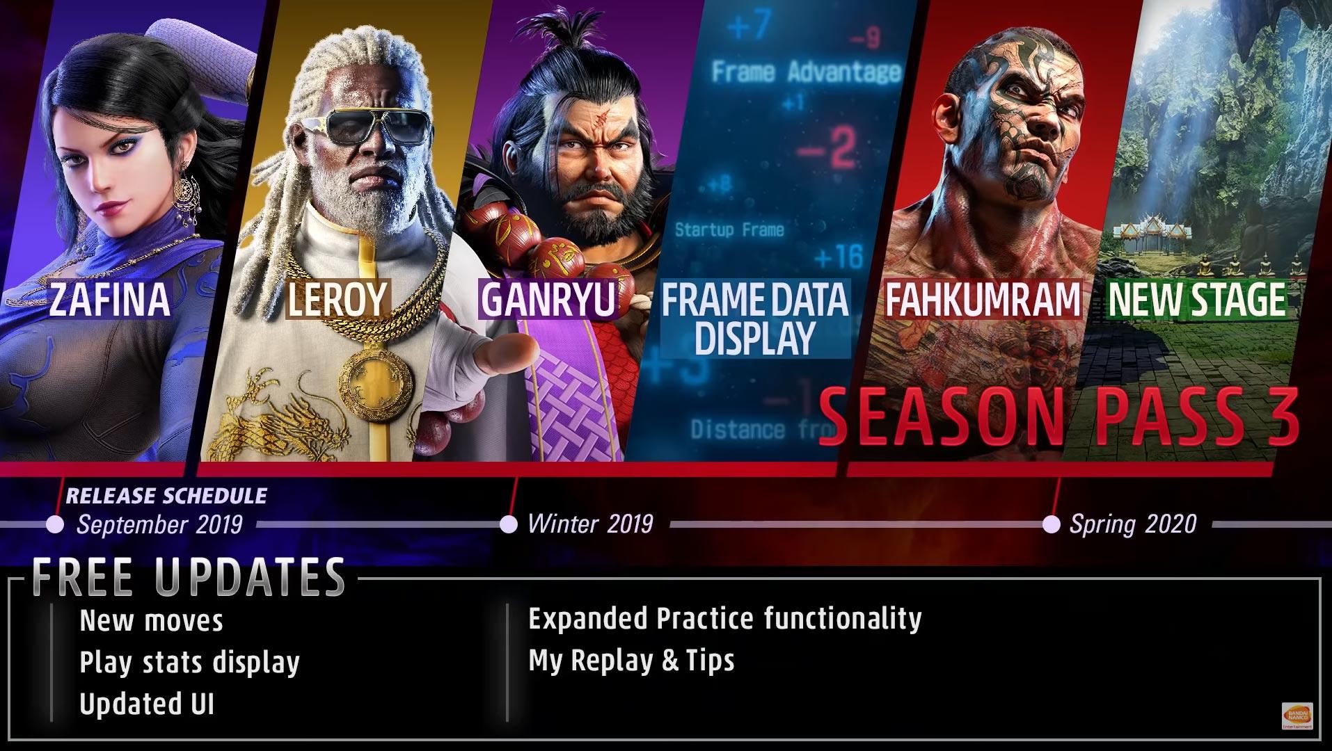 Leroy, Ganryu, Fahkumram gallery 5 out of 15 image gallery