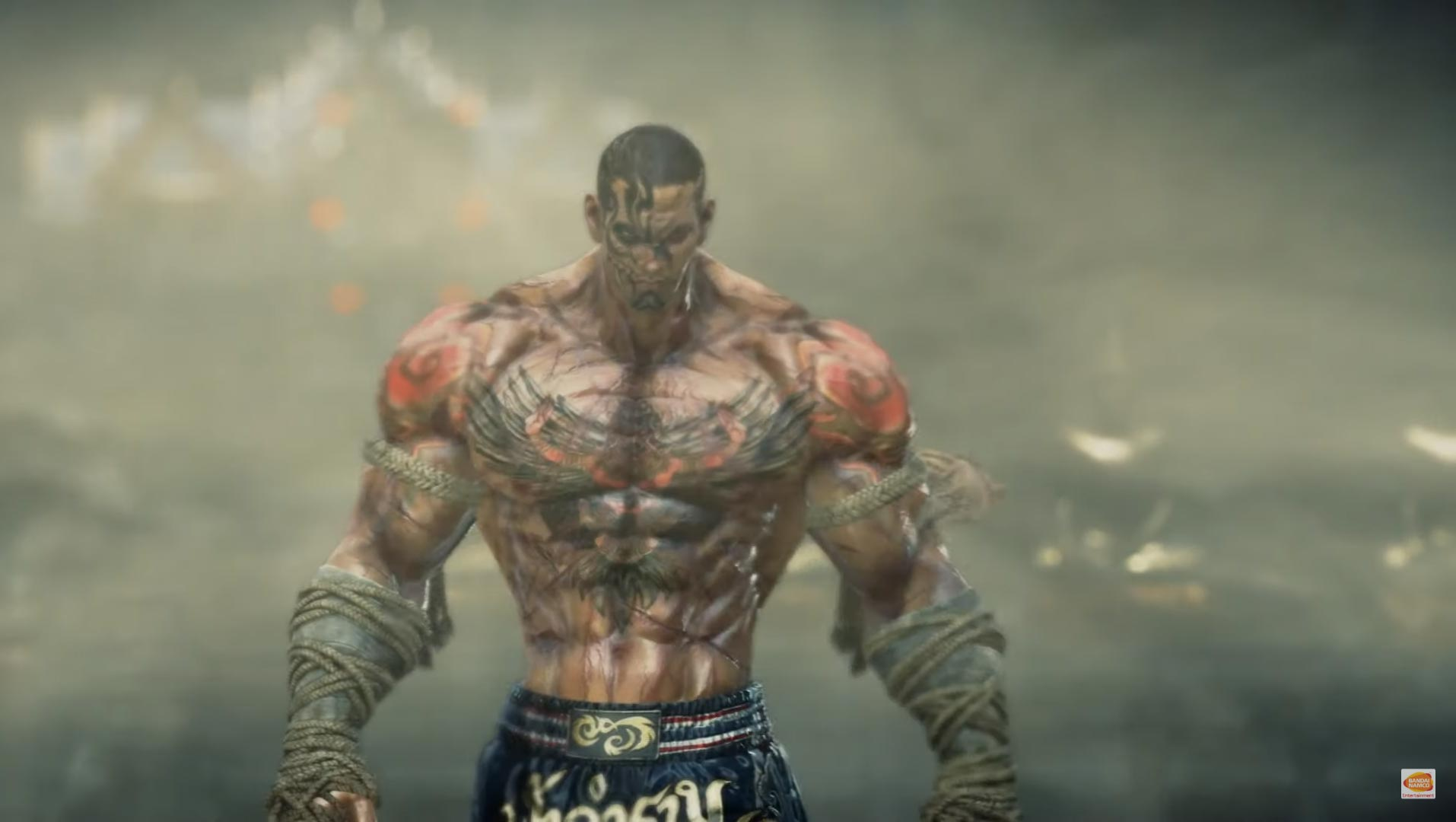 Leroy Smith Gameplay And Ganryu Trailers Released For Tekken 7