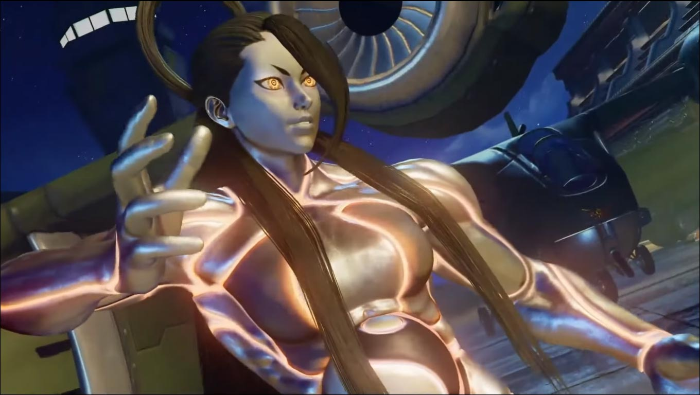 Seth in Street Fighter 5: Champion Edition 3 out of 23 image gallery