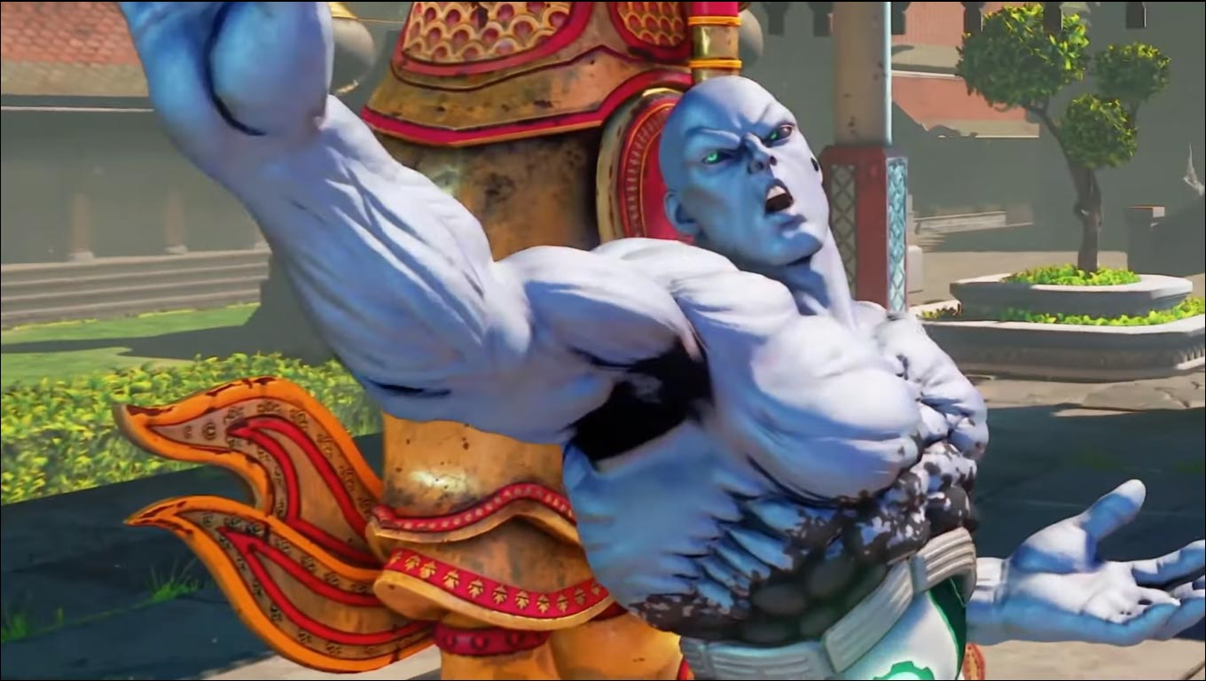 Seth in Street Fighter 5: Champion Edition 12 out of 23 image gallery