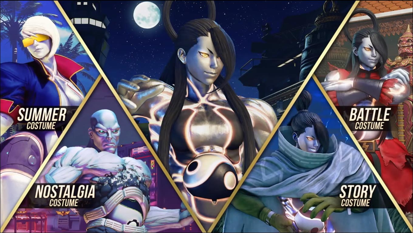 Seth in Street Fighter 5: Champion Edition 22 out of 23 image gallery