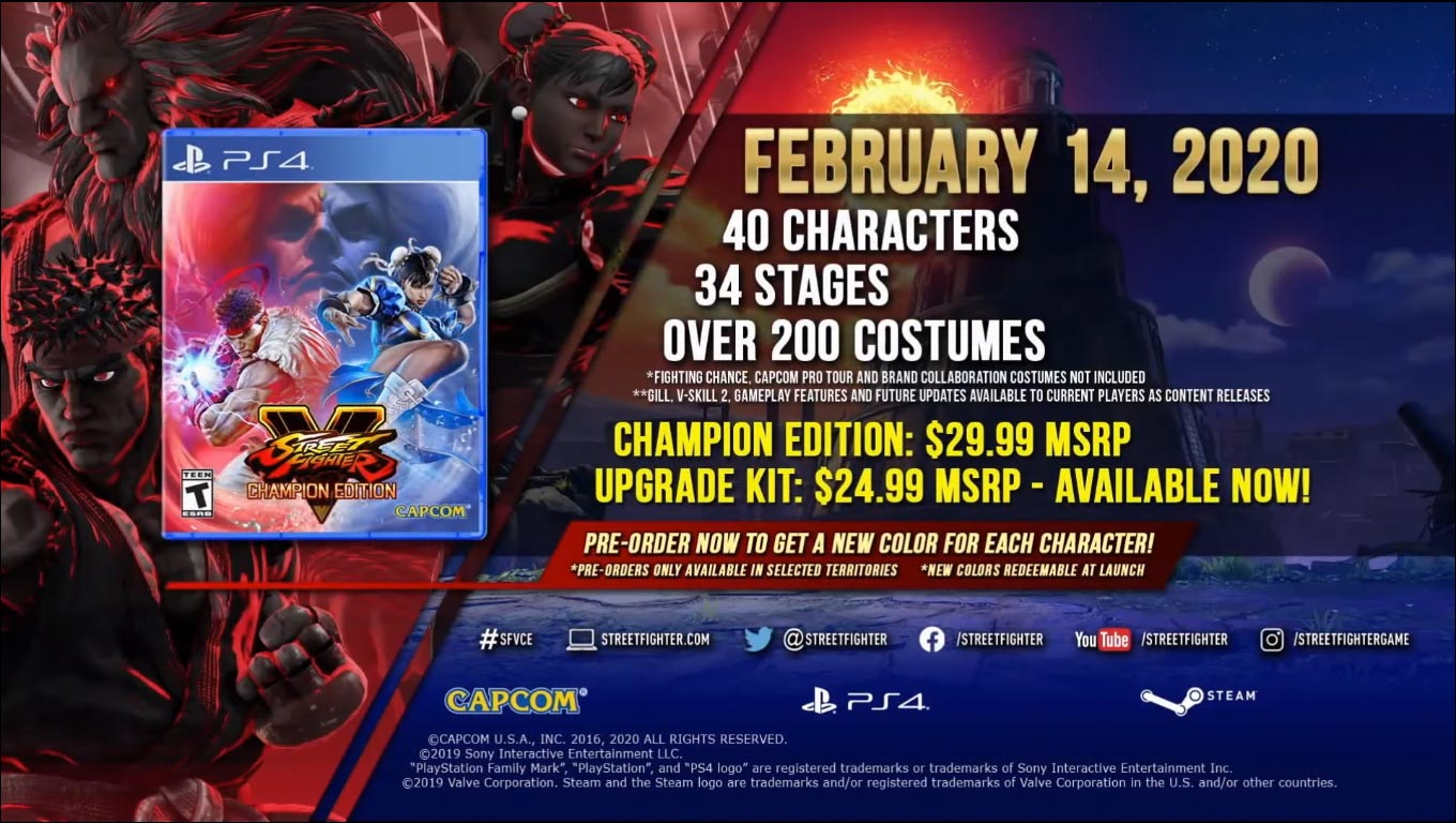 Seth in Street Fighter 5: Champion Edition 23 out of 23 image gallery