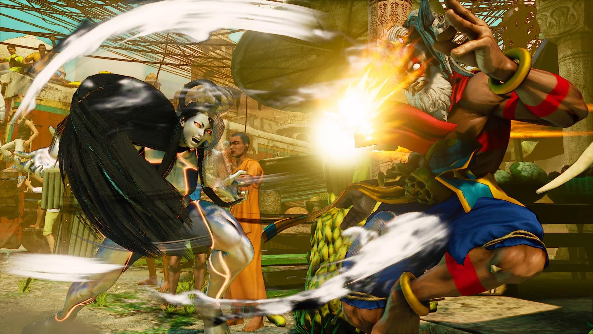 New Seth screenshots in Street Fighter 5: Champion Edition 1 out of 4 image gallery
