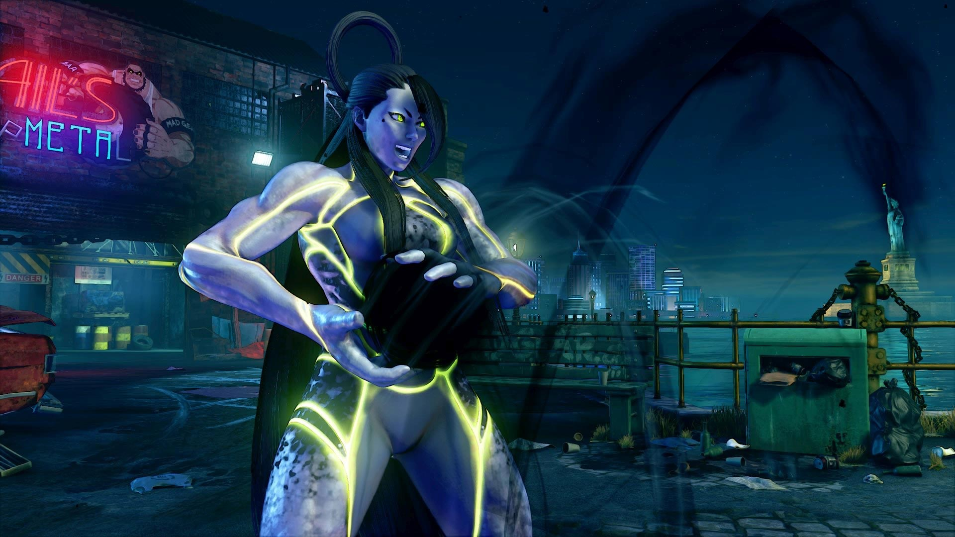 New Seth screenshots in Street Fighter 5: Champion Edition 2 out of 4 image gallery