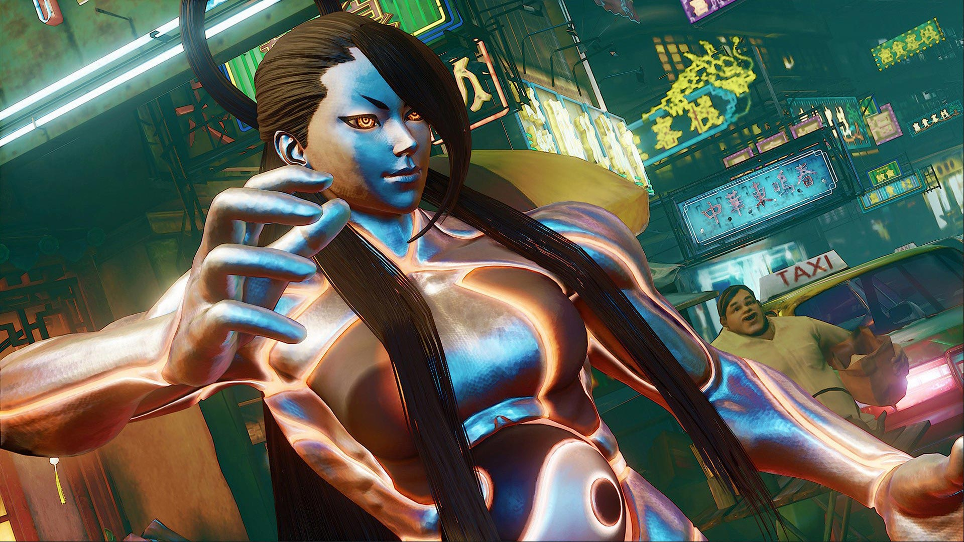 New Seth screenshots in Street Fighter 5: Champion Edition 3 out of 4 image gallery