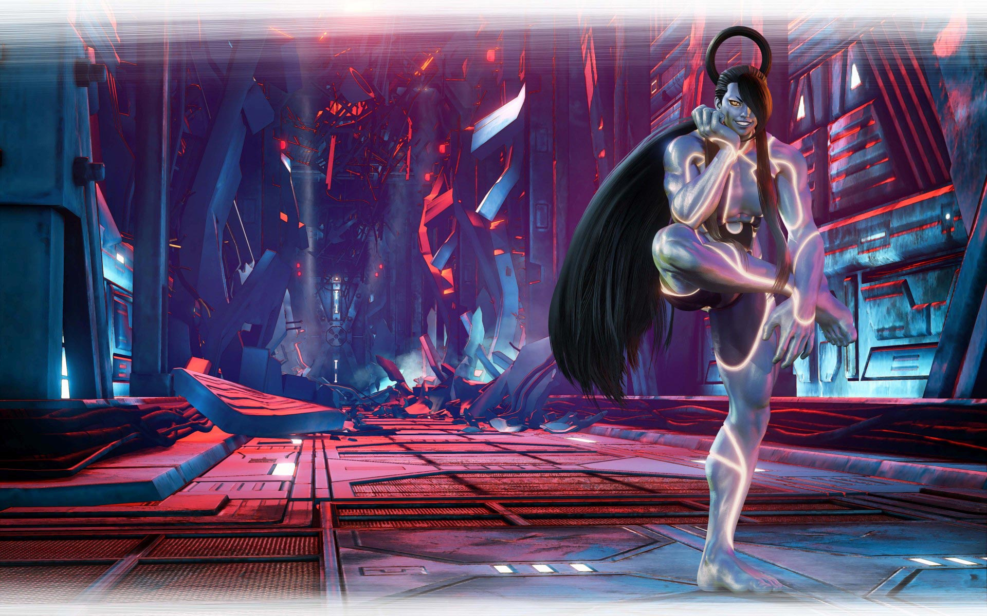 New Seth screenshots in Street Fighter 5: Champion Edition 4 out of 4 image gallery