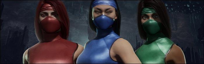 Skarlet Kitana And Jade Receive Klassic Skins In Mortal Kombat