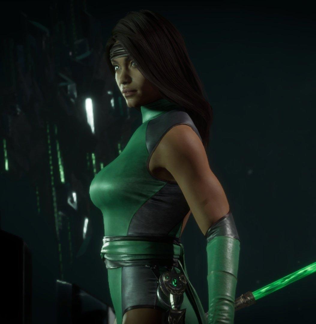 Jade Klassic Skin In Mortal Kombat 11 2 Out Of 6 Image Gallery