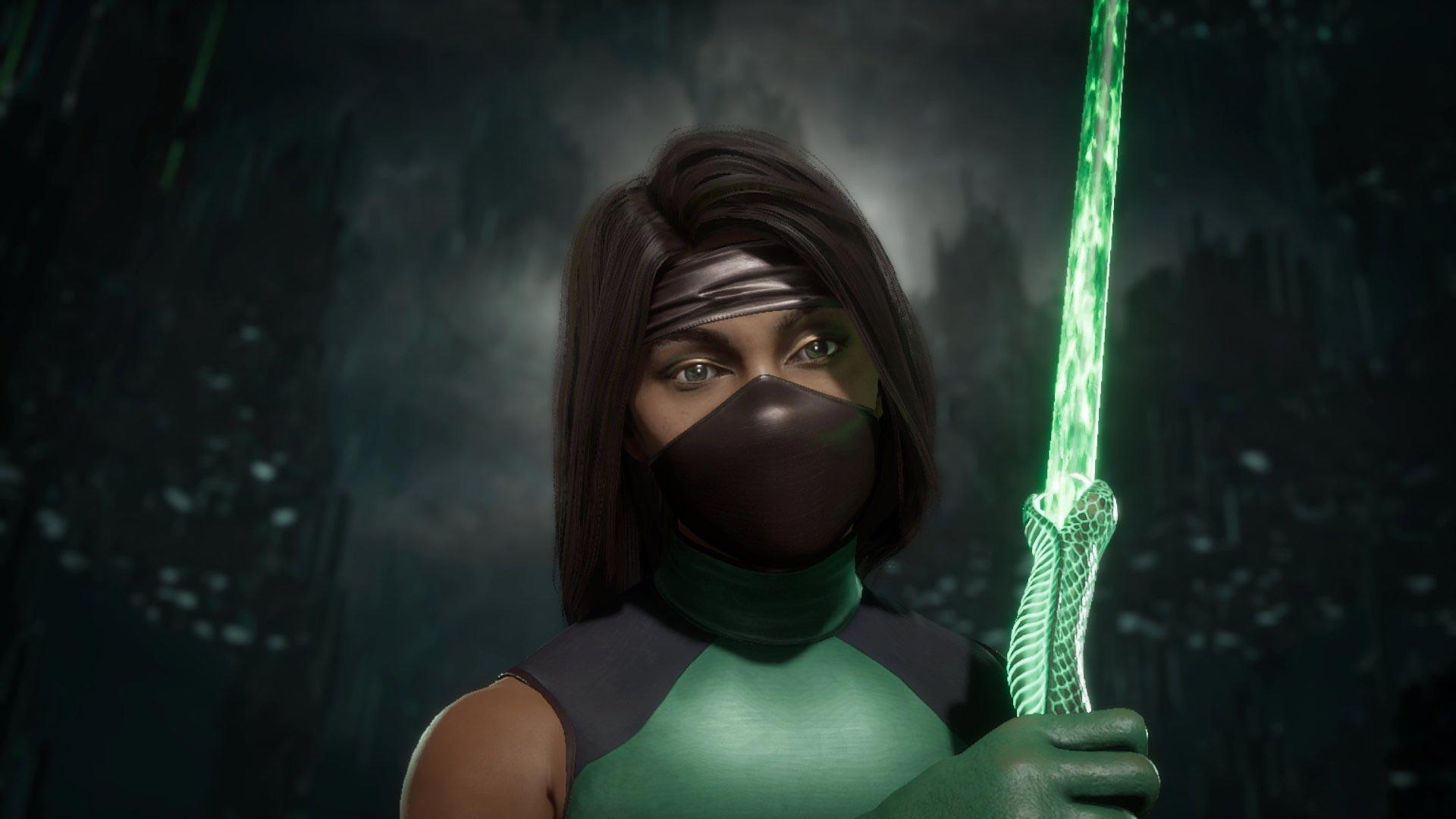 Jade Klassic Skin In Mortal Kombat 11 6 Out Of 6 Image Gallery