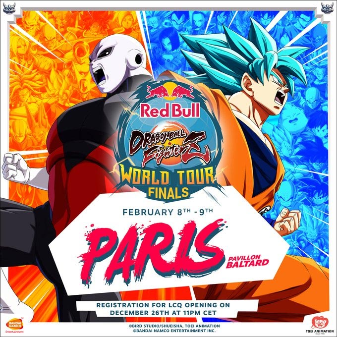 Red Bull Dragon Ball FighterZ World Tour Finals 1 out of 1 image gallery