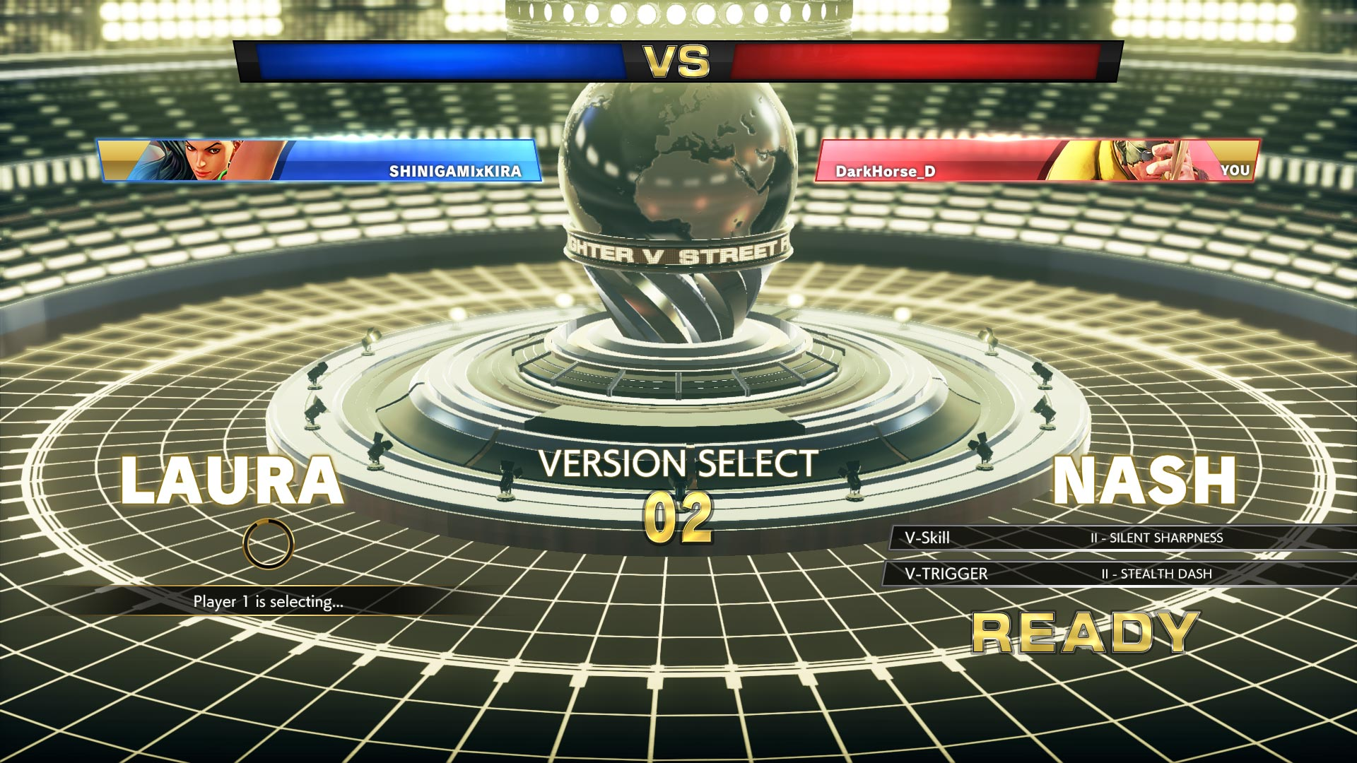 SF5 online beta 2 out of 6 image gallery