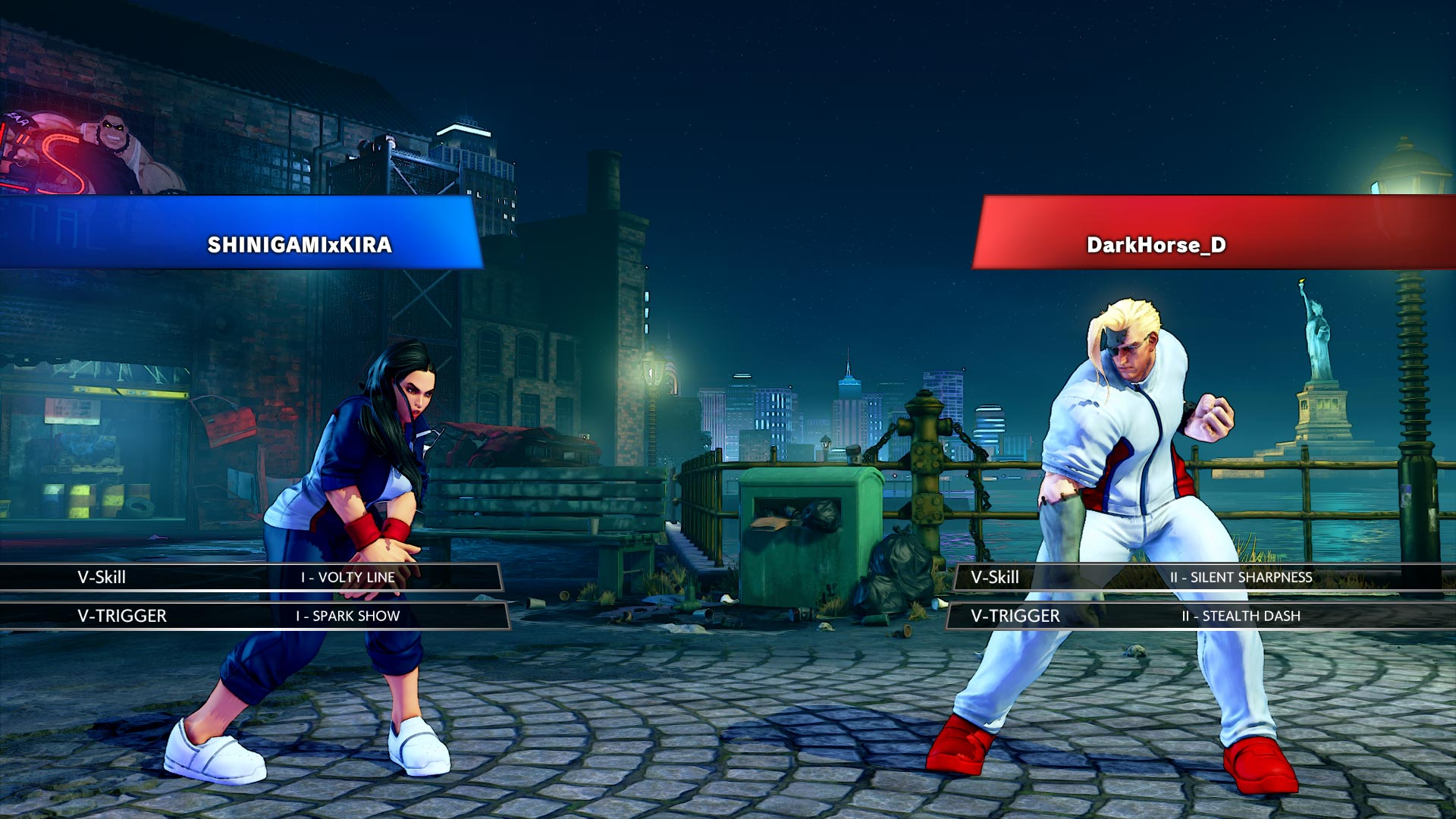 SF5 online beta 4 out of 6 image gallery