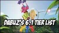 Dabuz's 6.1 Super Smash Bros. Ultimate tier list image #1