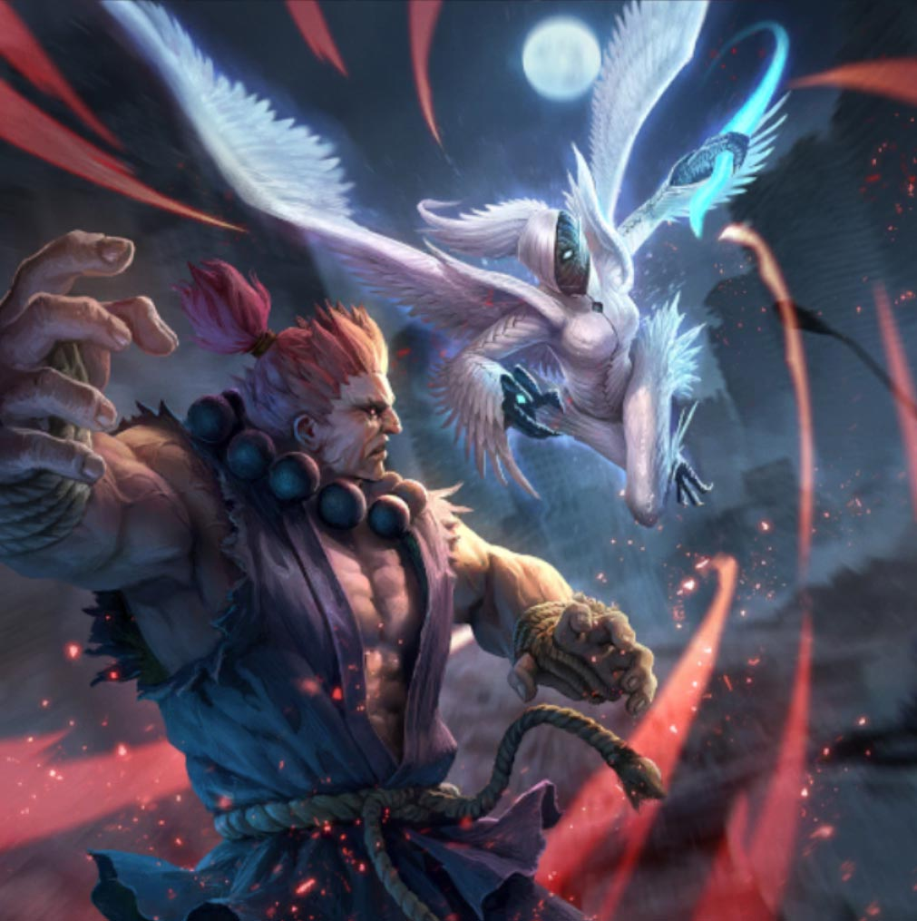 Akuma Teppen crossovers 1 out of 9 image gallery