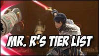 Mr. R's 6.1 Super Smash Bros. Ultimate tier list image #1