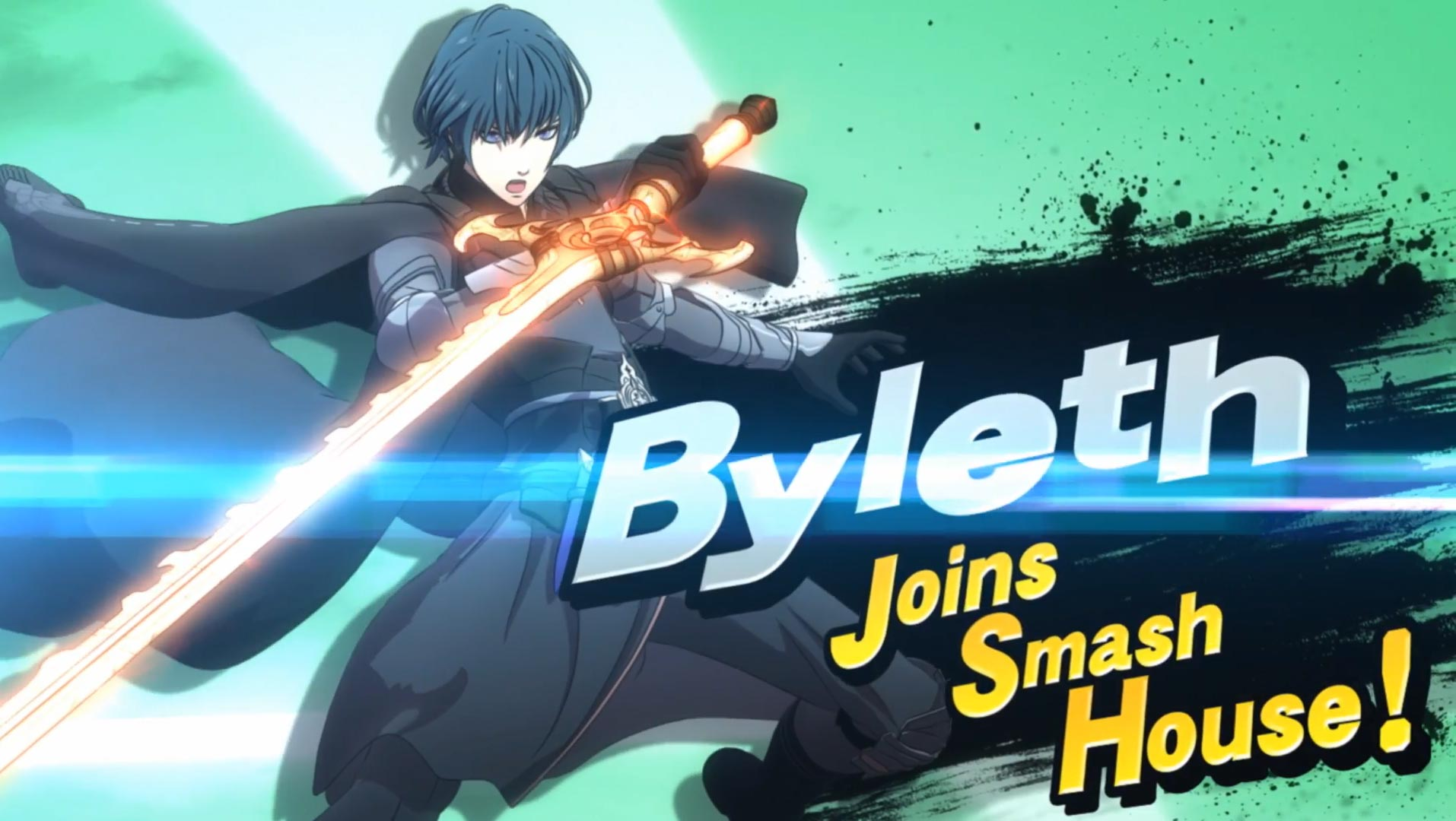 Byleth reveal in Smash Ultimate 2 out of 12 image gallery
