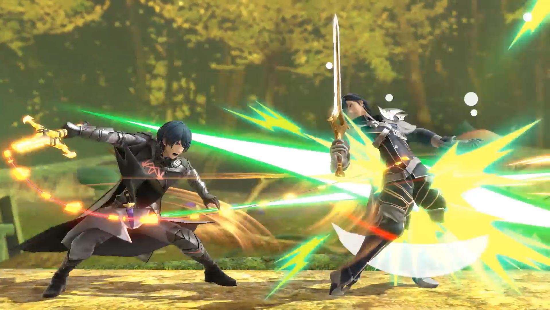 Byleth reveal in Smash Ultimate 6 out of 12 image gallery