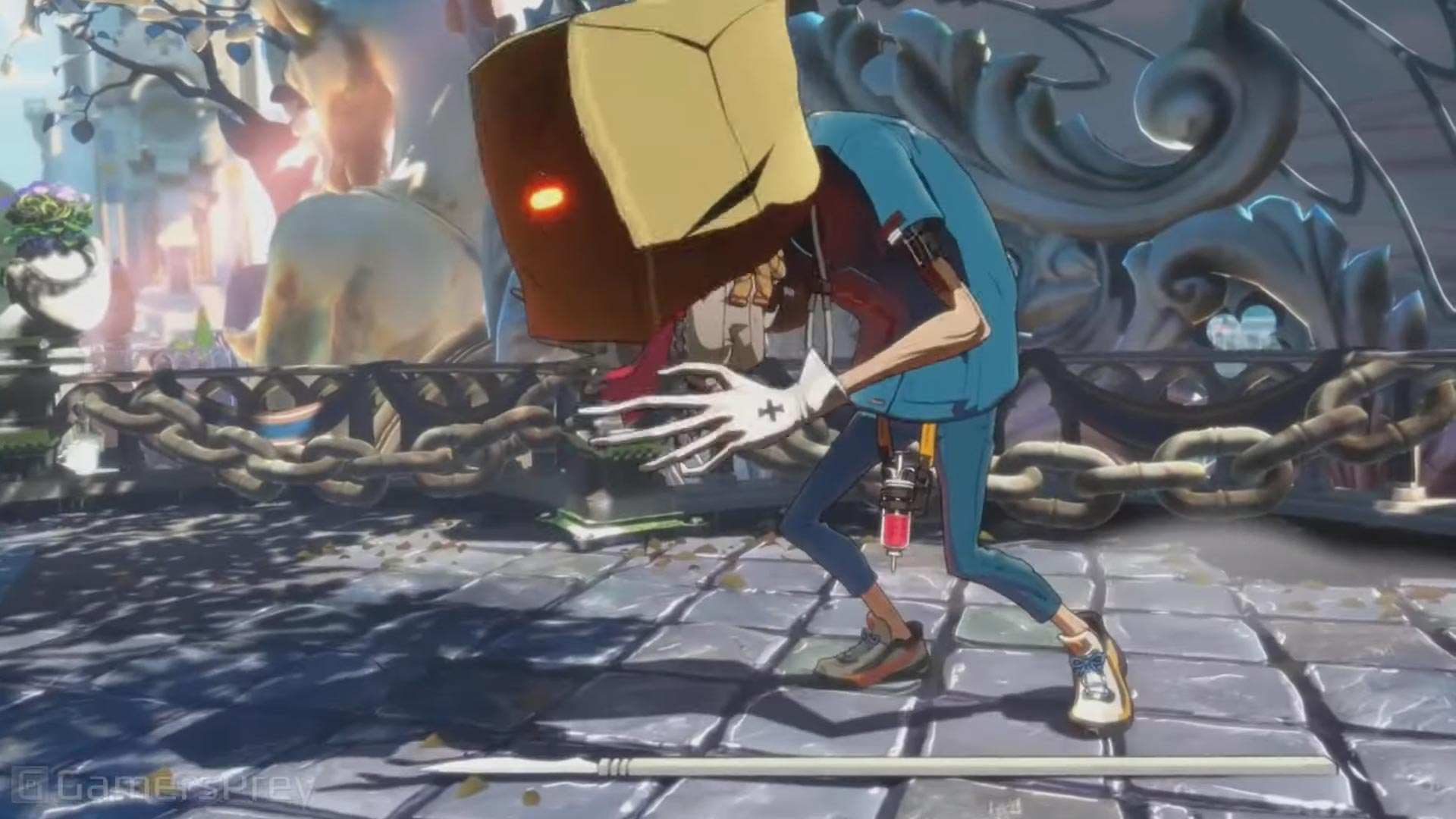Guilty Gear Strive Faust Reveal Trailer Images 3 out of 6 image gallery