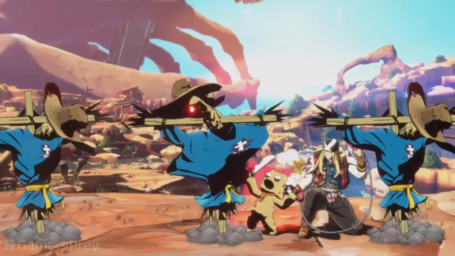 Guilty Gear Strive Faust Reveal Trailer Images 5 out of 6 image gallery