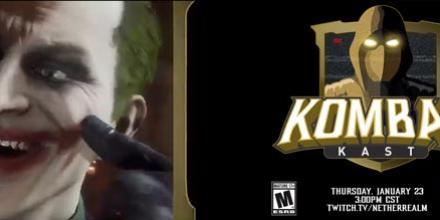 Tv Pc Kast.Joker To Be Showcased In Today S Mortal Kombat 11 Kombat Kast
