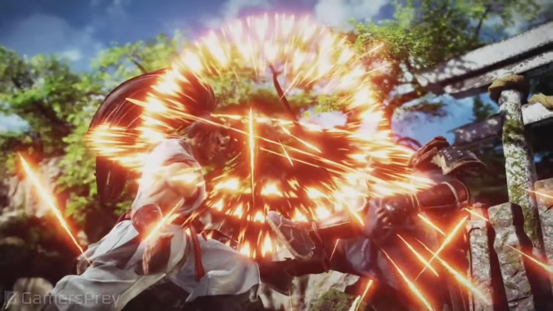 Soul Calibur 6 Haohmaru Trailer Screenshot Gallery 4 out of 6 image gallery